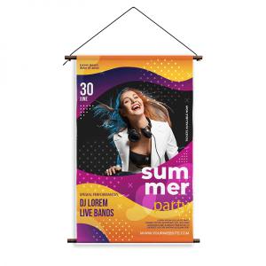 Banner  90x120cm
