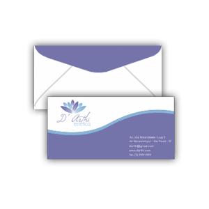 Envelope Carta - ARTE GRÁTIS !