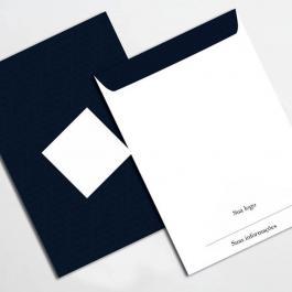 Envelope Saco 24x34cm   Colorido