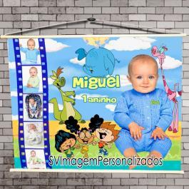 Painel e Banner Com Foto Lona Fosca